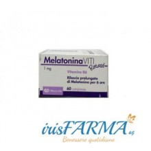 MELATONINA RETARD MARCO VITI 1MG 60 COMPRESSE