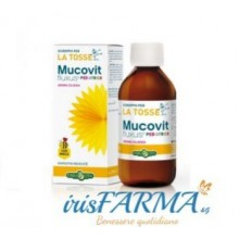 MUCOVIT FLUXUS PEDIATRIC SYRUP FOR CHILDREN HERB LIFE 200ML