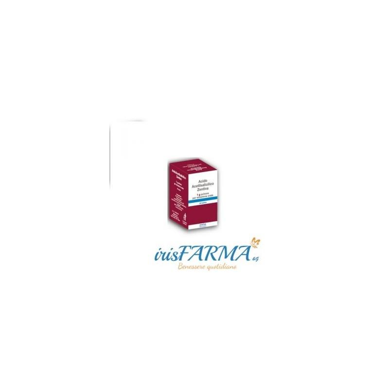 ACETYLSALICYLIC ACID 1 GRAM ZENTIVA 20 SACHETS