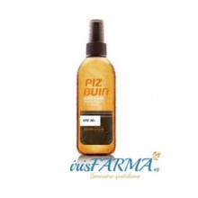 PIZ BUIN TRANSPARENT SOLAR SPRAY WET SKIN SPF30 + 150ML