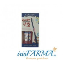 CURASEPT DAYCARE SENSITIVE PACK DUO MOUTHWASH AND TOOTHBRUSH