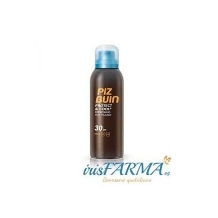 PIZ BUIN PROTECT COOL SUN SCHIUMA SPF30+