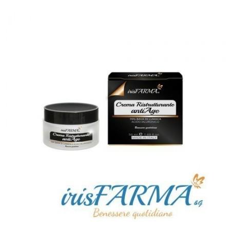 Crema bava delle lumache 70% Irisfarma 50ml