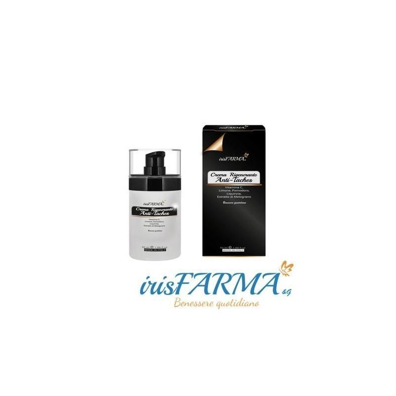 Irisfarma crema rigenerante anti-taches vitamina C melograno
