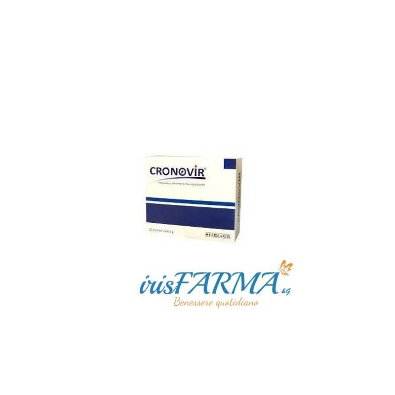 Cronovir supplement sachets 20 bs