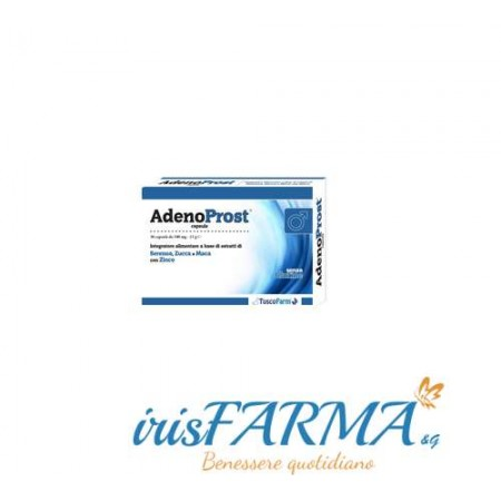 Adenoprost capsules 500mg 30 cps