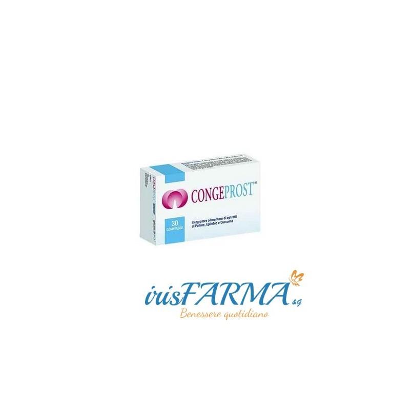 Congeprost tabletas para el bienestar de la próstata 30 cpr