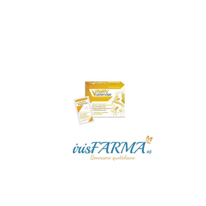 Vitality Astenase Beutel Paladin Pharma 14 bst