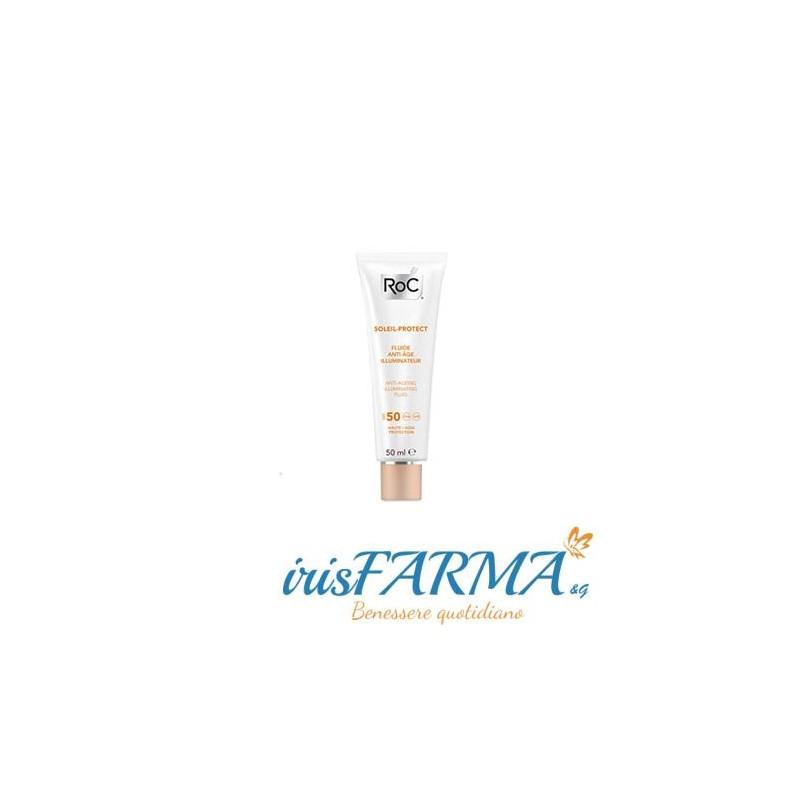Crema iluminadora de color Roc SPF50 50ml