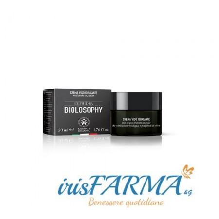 Euphidra Biolosophy crema viso idratante 50ml
