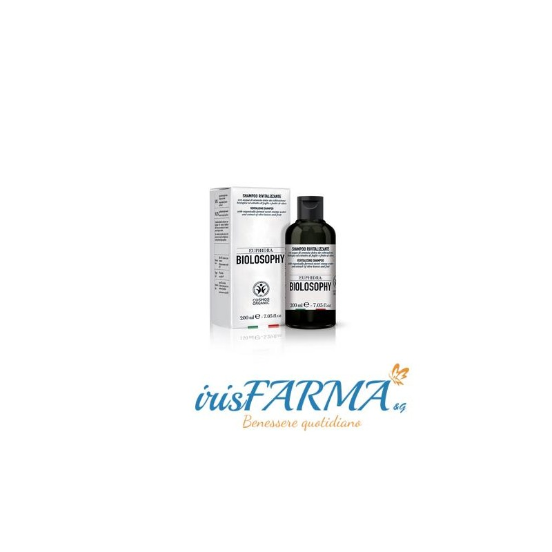 Shampooing Revitalisant Biolosophie Euphidra 200 ml