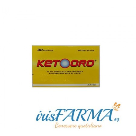 Ketooro 30 sachets 044365031