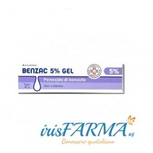 Benzac gel 5% 40 grams 032143024