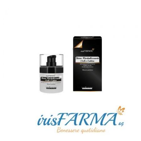 Irisfarma revitalizing serum burr 60% eyes and lips