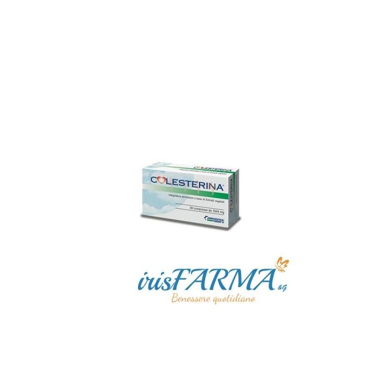 Suplemento de colesterina 30 comprimidos