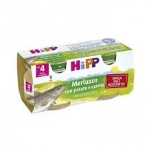 HIPP HOMOGENIZED COD WITH...