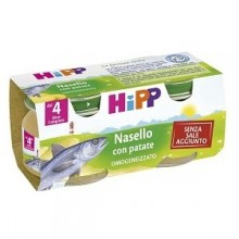 HIPP OMOGENEIZZATO NASELLO...