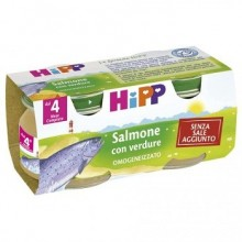 SAUMON HOMOGÉNISÉ HIPP AUX...