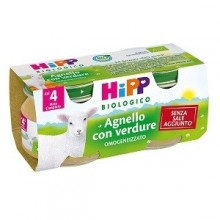 HIPP ORGANIC HOMOGENIZED...