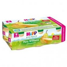HIPP BIO HOMOGENIZED PEAR...