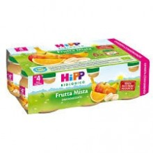 HIPP BIO HOMOGENIZED MIXED...