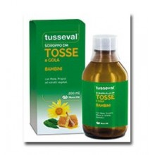 TUSSEVAL SYRUP COUGH...