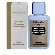 TEA TREE DETERGENTE VISO/CORPO