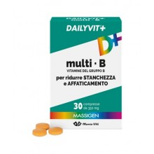 DAILYVIT + MULTI B VITAMINS...