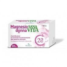 SANAVITA MAGNESIO FEMME 60...