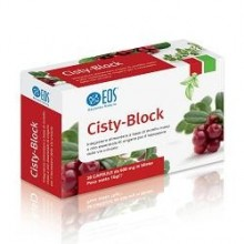 EOS CISTY BLOCK 30 COMPRIMÉS