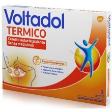 VOLTADOL THERMAL PATCH...