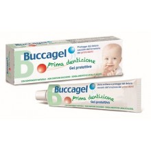 BUCCAGEL GEL FIRST TEETH 20 ML