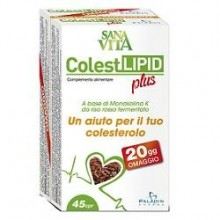 SANAVITA COLESTLIPID PLUS...