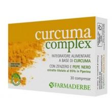 Kurkuma-Komplex 30 Tabletten