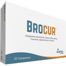 BROCUR 20 COMPRIMÉS