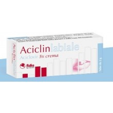 ACICLINLABIALE * 2G CREAM 5%
