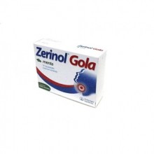 ZERINOL THROAT MINT *...