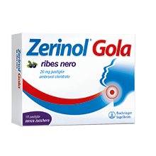 ZERINOL GOLA RIBES*18PAST 20MG