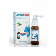 ZERINOL THROAT * SPRAY FL 20ML