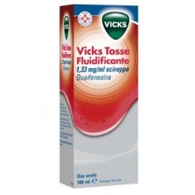VICKS TOUX FLUIDIF * FL 180ML