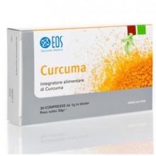 EOS CURCUMA 30 TABLETAS