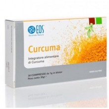 EOS CURCUMA 30 TABLETS