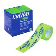 CETILAR TAPE WITH MENTHOL...