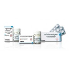 Valerian dispert 45mg 60 tablets