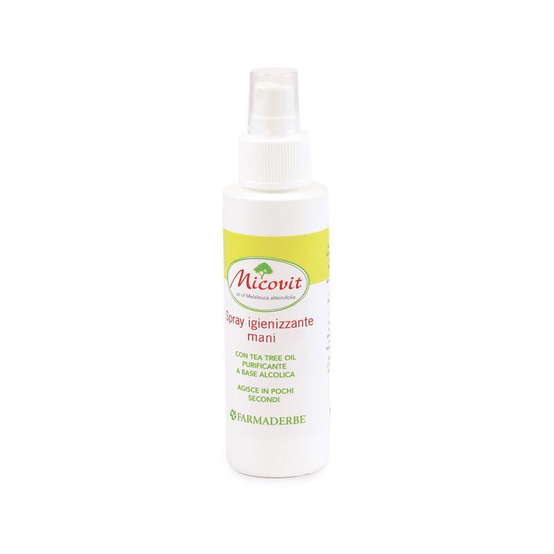 Spray désinfectant Micovit Farmaderbe