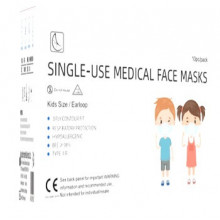 CHILD SURGICAL MASK 10 PIECES