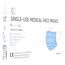 ADULT SURGICAL MASK 10 PIECES