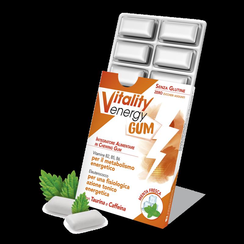 Chicle Vitality Energy
