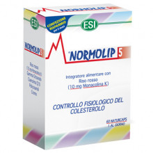 ESI NORMOLIP 5 60 CAPSULES...