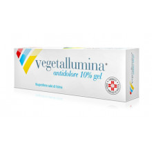 VEGETALLUMINA ANTID*GEL 50G10%